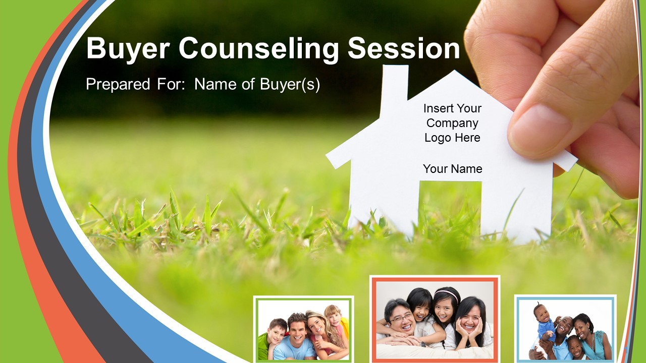 Buyer Counseling Session