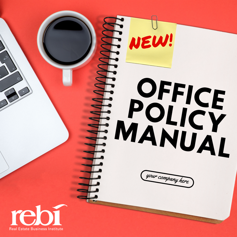 Office Policy Manual